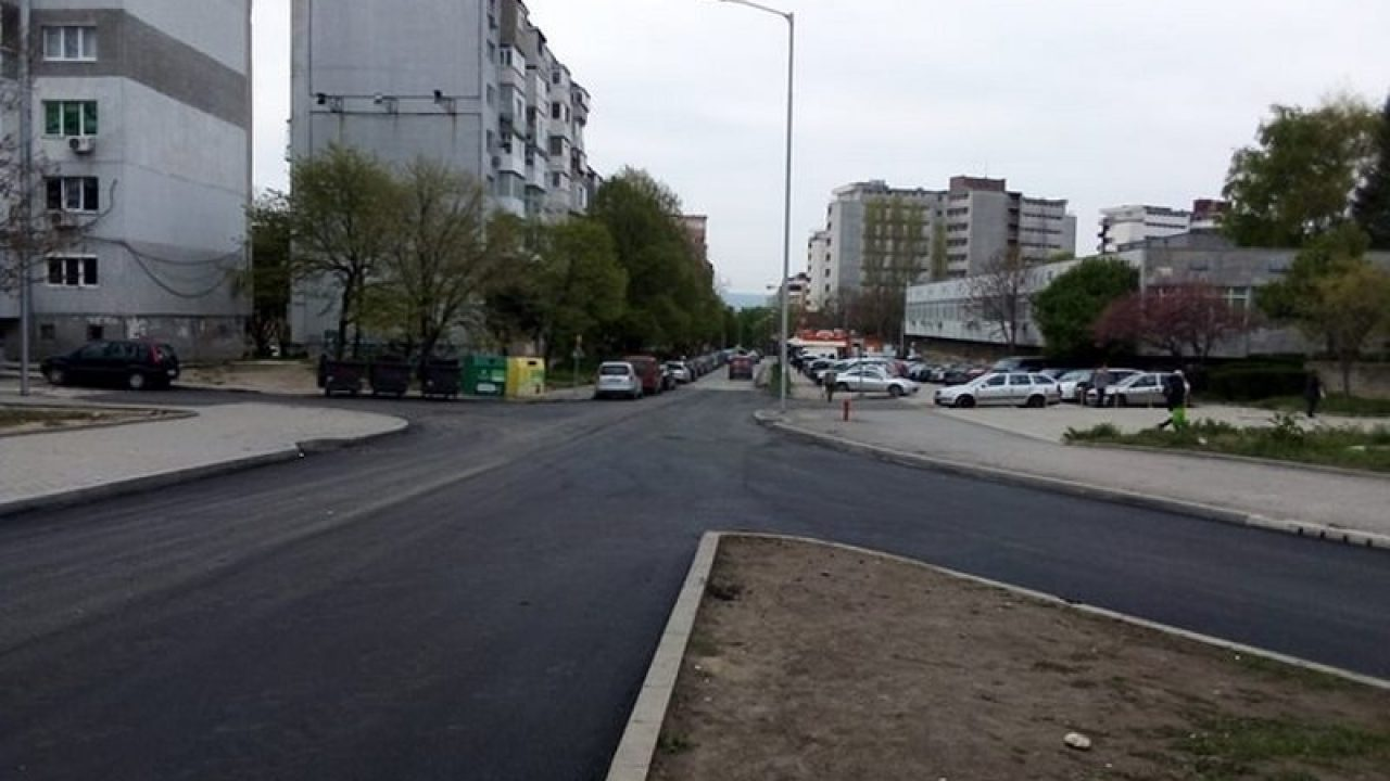 Nameriha Nachin Da Svrzhat Cvetniya Kvartal S Centra Karta Nova